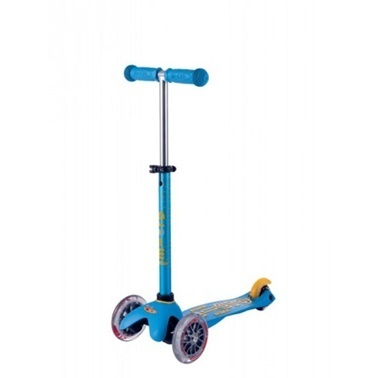 Micro Mini Micro Scooter Deluxe Mavi Mavi